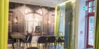 Uusi kahvila |Park Hotel Viljandi | Viljandi hotellit